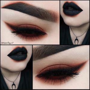 Depechegurl Makeup Look